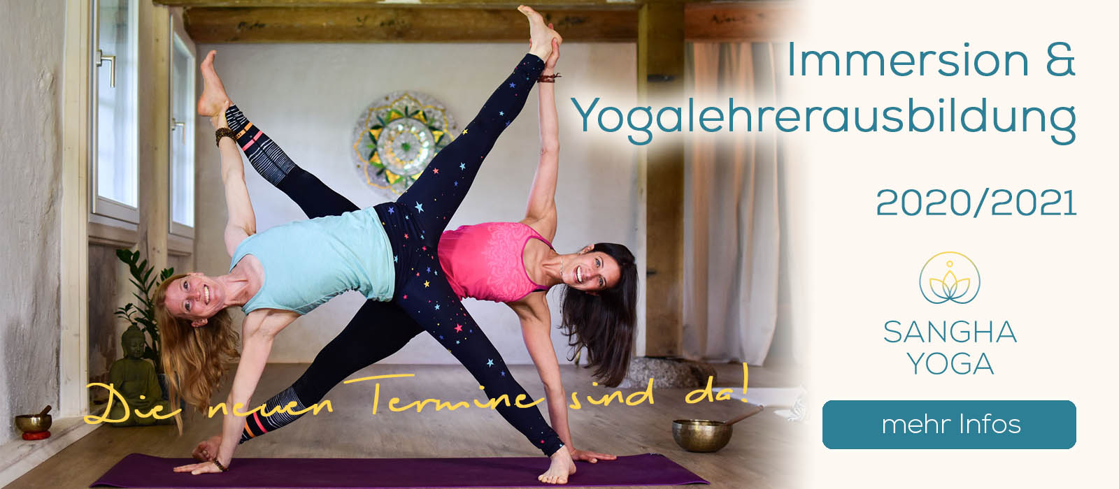 Yoga Teachertraining Lübeck